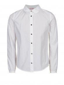 Bílá holčičí košile 5.10.15.