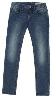 Jeans dětské Diesel | Modrá | Dívčí | 1 rok