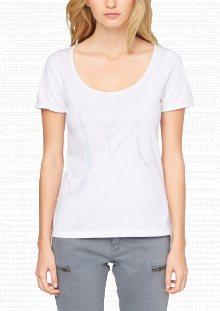 s.Oliver Dámské tričko 322380_505ca bílá\n\n