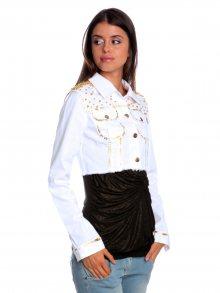 MET Dámská bunda Lolita Cort_2_ss14 bílá\n\n