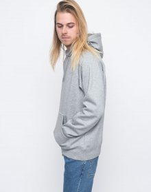 Carhartt WIP Hooded Chase Grey Heather / Gold M