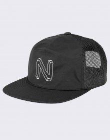 Nixon Crater Split Black