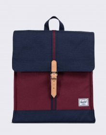 Herschel Supply City Windsor Wine/Peacoat
