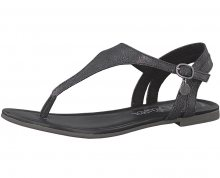s.Oliver Dámské sandále Black Metallic 5-5-28126-20-035 36