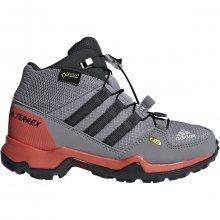 adidas Terrex Mid Gtx K šedá EUR 33