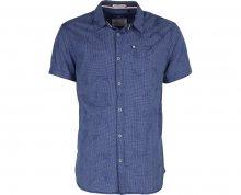 Noize Pánská košile s krátkým rukávem Royal 4448210-00 M