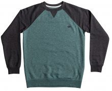 Quiksilver Svetr Everydaycrew Silver Pine Heather EQYFT03427-GPAH S