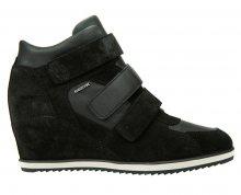 GEOX Dámské kotníkové boty Illusion D Black D7254D-02285-C9999 36