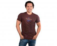LOAP Pánské triko s krátkým rukávem Bade And Melange CLM1767-R70X M