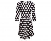 Smashed Lemon Dámské krátké šaty Black 17092/02 S