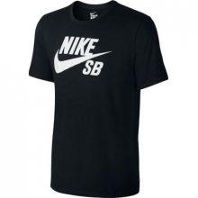 Nike Sb Logo Tee černá XL