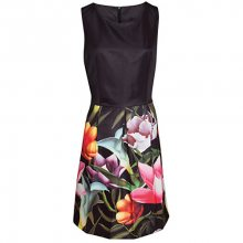 Smashed Lemon Dámské krátké šaty Black 17162/02 M
