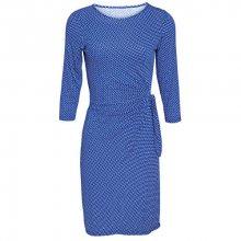 Smashed Lemon Dámské krátké šaty Blue 17049/03 S