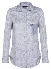 Giorgio Di Mare Dámská košile GI4727735_White/Black