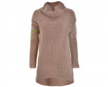 Deha Dámský svetr Knitted Sweater B64420 Rose Dust S