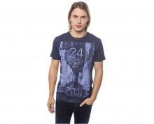 GAS Pánské tričko Blue Shadow 542857 182037sp S