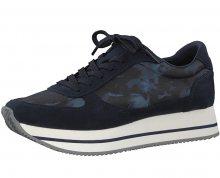 Tamaris Elegantní dámské boty 1-1-23705-28 Navy Comb 40