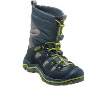 KEEN Junior boty Winterport II Wp midnight navy/jasmine 35