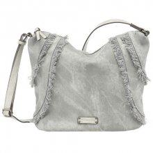 Tamaris Elegantní crossbody kabelka Elodie Crossbody Bag M 2683181-203 Light Grey Comb