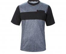 Dakine Pánské tričko Vectra S/S Jersey Carbon/Black 10001000-S17 M