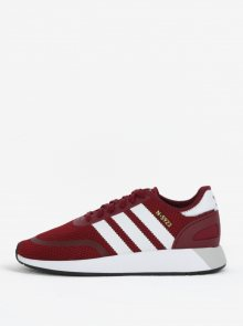 Vínové pánské tenisky adidas Originals Iniki Runner