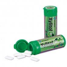 Miradent Žvýkačky pro dentální péči pro děti Xylitol Chewing Gum for Kids 30 ks