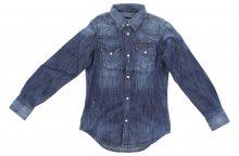 Košile dětská DSQUARED2   Modrá   Dívčí   10 let