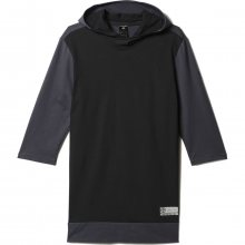 adidas Abl 3/4 Sleeve Hoody černá M