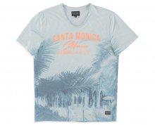 Cars Jeans Pánské triko Santa Monica 4135720 Offwhite S