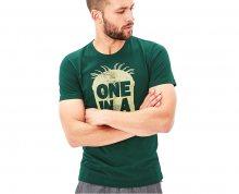 s.Oliver Pánské tričko 20.707.32.1234.76A1 Green S
