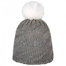 Brekka Zimní čepice Sleek Eco Pon BRFK2030-LMG