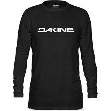 Dakine Pánské tričko Rail Logo L/S Tech T Black 10001318-W18 M