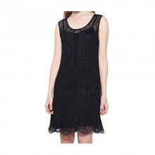 Desigual Dámské šaty Vest Bernice 17WWVK69 2000 S