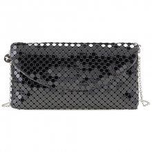 Tamaris Elegantní kabelka Violetta Clutch Bag 2079171-001 Black