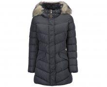GEOX Dámská bunda Woman Jacket Dark Rock W7428D-T2410-F1414 34