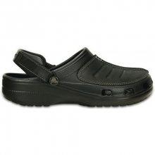 Crocs Černé pantofle Yukon Mesa Clog Black/Black 203261-060 39-40