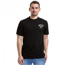 Meatfly Pánské triko Dragon Fist T-Shirt A-Black M