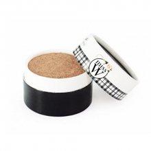 Miss W Minerální základ pro sjednocení a rozjasnění pleti Perfect In a Flash! (Mineral Powder Foundation) 6 g Natural Beige