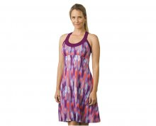 Prana Dámské šaty Cali Dress Grapevine Gemstone XS