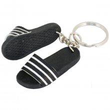 adidas Mini adilette - černá černá Jednotná