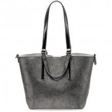 Tamaris Elegantní kabelka Amber Handbag 2377172-292 Graphite comb.