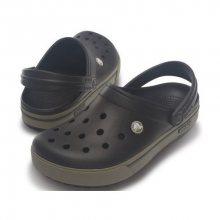 Crocs Pantofle Crocband II.5 Clog Espresso/Khaki 12836-22y 37-38