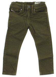 Jeans dětské Diesel | Zelená | Chlapecké | 6 měsíců