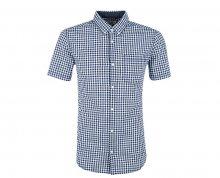 Q/S designed by Pánská košile 40.803.22.8138.56N0 Laundered blue che M