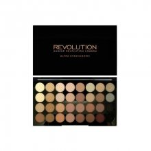 Makeup Revolution Paletka 32 očních stínů Beyond Flawless (Ultra Eye Shadow palette) 30 g