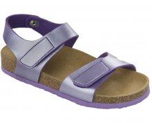 Scholl Dětské sandále Dinder Kid Bioprint Lilac F265691033 27