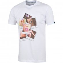 Reebok Dream Girl Tee bílá XL