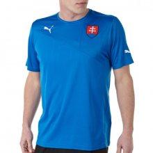Puma Slovakia Away Shirt Replica modrá M