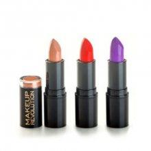Makeup Revolution Rtěnka (Amazing Lipstick) 3,8 g Nude