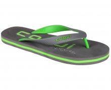 Coqui Pánské žabky Egil 3010 Grey 101660 40